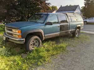 1998 Chevrolet C/K 3500 Cheyenne