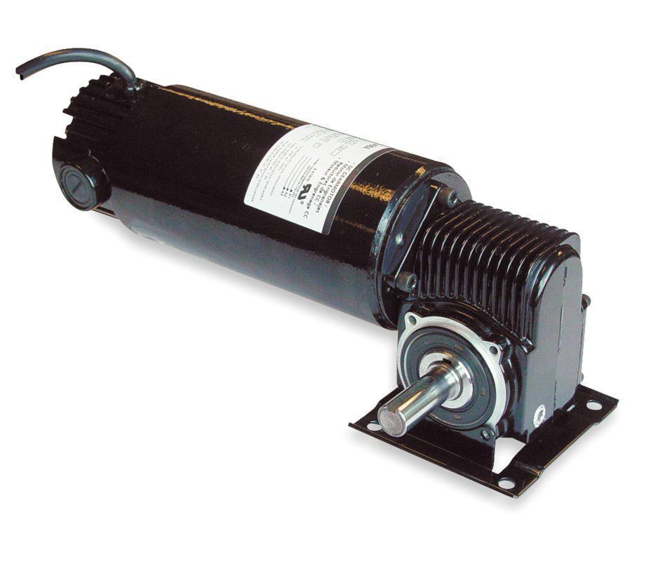 DAYTON 4Z140 DC Motor,PM,TENV,1//8 HP,1800 rpm,90VDC