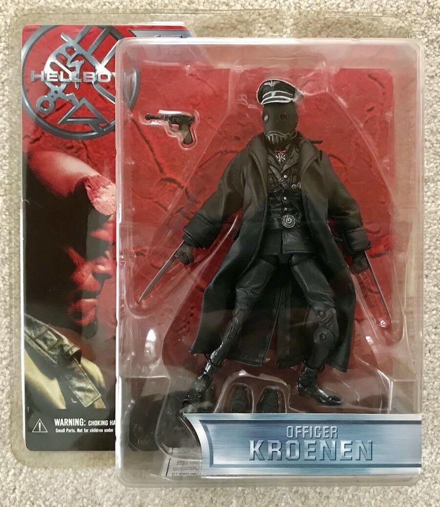 New Hellboy Officer Kroenen Series 1.5 Action Figure Mezco Toy 2004