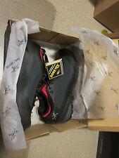 New Mens Arcteryx Acrux FL GTX Approach Shoe Sz 9.5 Black - Cajun