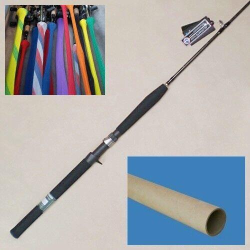 "Shimano Trevala 6/' 0/"" Jigging Casting Fishing 1pc Rod Heavy Model TVC60H"