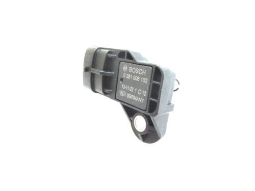 Lpg sensor Bosch 0281006102 sensor de presión para past Prins VSI Keihin 4 bar filtro