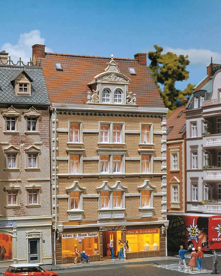 Faller H0 130448 Stadthaus Allianz NEU OVP    | Schön und charmant  72079b