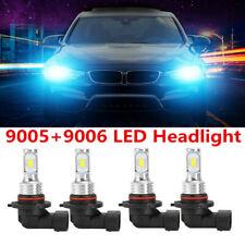 Fits Honda Civic MK6 55w ICE Blue Xenon HID High//Low Beam Headlight Bulbs Pair