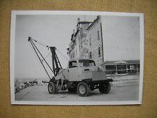 260 Foto STEYR 380a Kranwagen um 1960