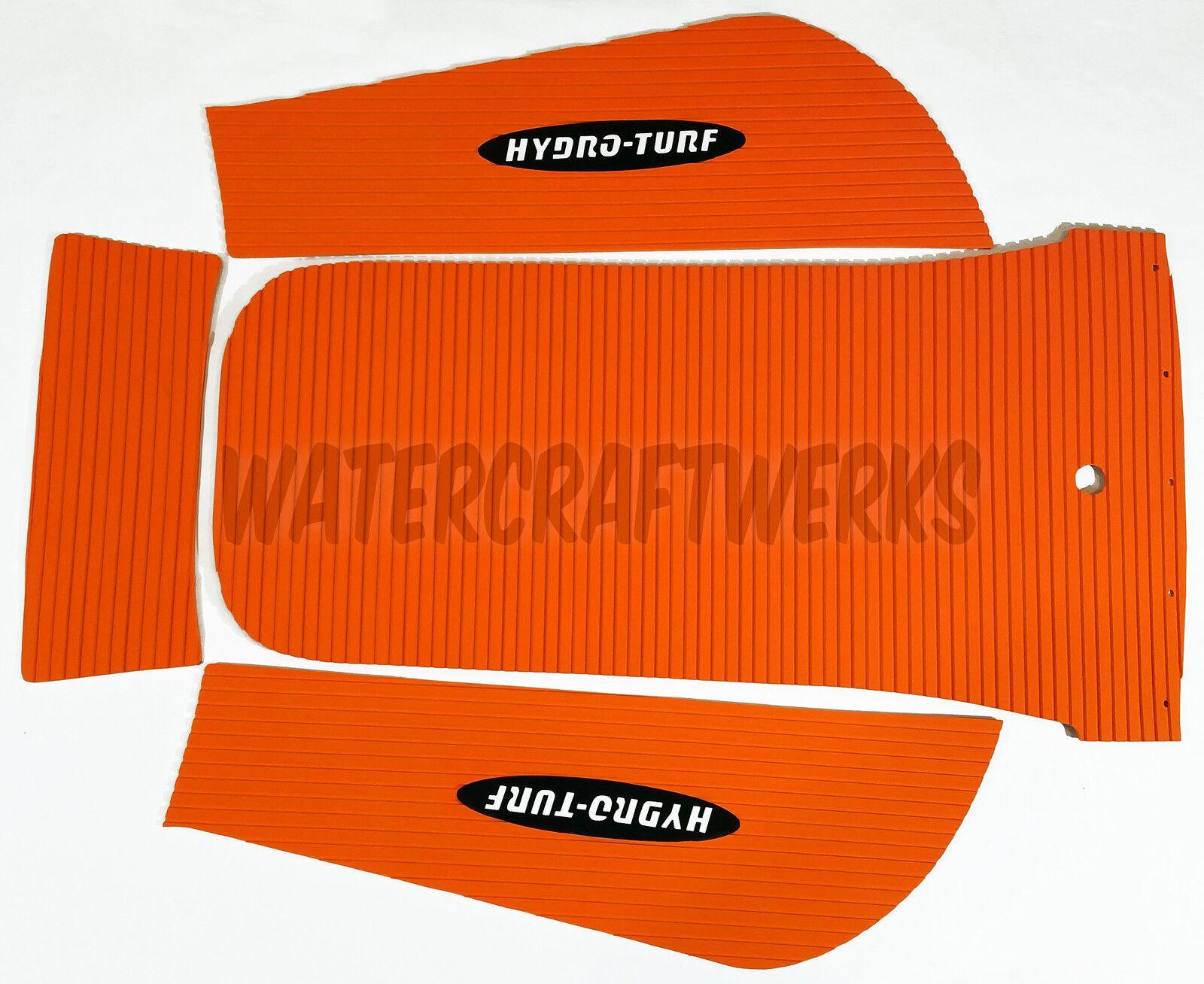 Hydro-Turf auf Lager - Kawasaki 800 Sxr Matte Set - 3m Orange Abschalten Groove 3m - 3b1572