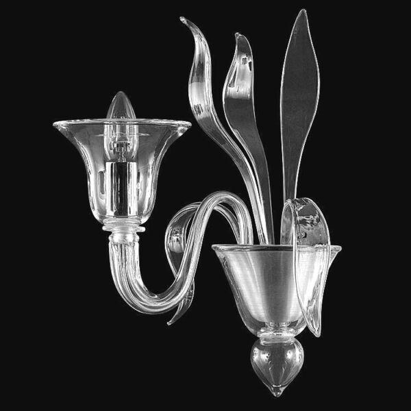 FleißIg Applique Hängen Glas Murano Von Furnace Jalousie Modell Anpassbare Klar Und GroßArtig In Der Art