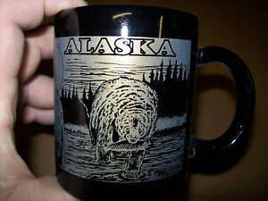Alaskan-Grizzly-Bear-on-an-11-ounce-Coffee-mug-Last-few-then-gone-no-reorders