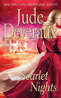 Scarlet Nights by Jude Deveraux (Paperback / softback)