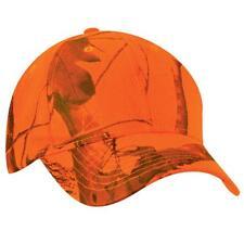 2b7bb9aa8cc Kati Hunter Safety Blaze Orange   Realtree AP Camo Hunting Baseball Hat Cap