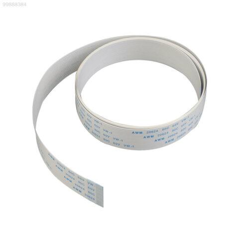 C0DC Flat Ribbon FFC Cable Line Wire Cord 200cm For Raspberry Pi Camera Module