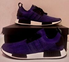 best loved 7f1fd 445fa Adidas Nmd R1 Pk Size 11 Mens Energy Ink Cloud White Black Boost B37627  Purple