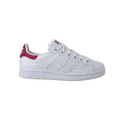 Sneakers ADIDAS ORIGINALS STAN SMITH J Bianco Retro Fucsia Scarpe Donna B32703 | eBay