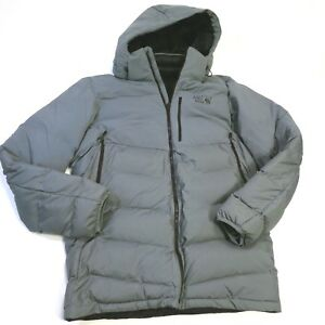 300-Men-039-s-Mountain-Hardwear-Thermist-Coat-Size-Medium-Green-NEW