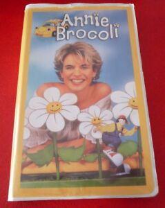 VHS-French-Movie-Annie-Brocoli-The-Original