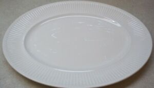 JOHNSON-BROTHERS-ATHENA-Ironstone-13-3-4-034-Oval-Serving-Platter-ENGLAND