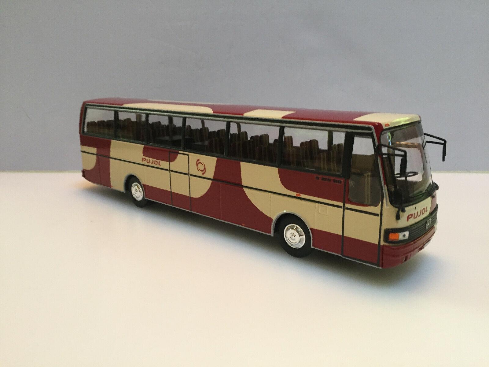 1 43 Bus Setra Setra Setra S 215 HD Pujol, Pintado Personalizado  El ultimo 2018