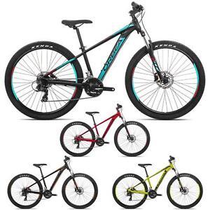 Orbea-MX-27-60-XS-27-5-Zoll-MTB-Fahrrad-21-Gang-Kinder-Rad-Alu-Mountain-Bike
