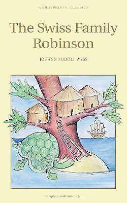 "1 of 1 - ""AS NEW"" The Swiss Family Robinson, Johann David Wyss, Book"