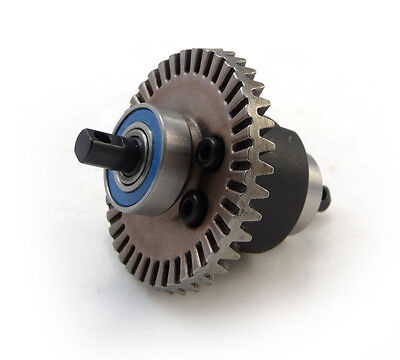 1/10 Rally 4WD * FRONT DIFFERENTIAL w/ RING, PINION, SPIDER GEARS & BEARINGS *