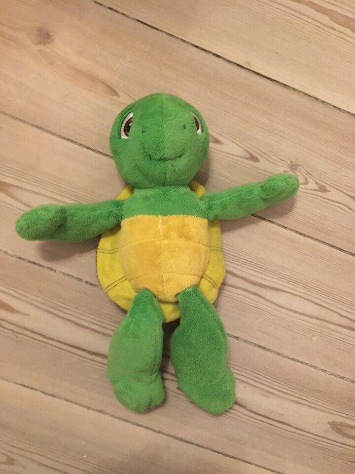 Morten skildpadde bamse, Morten Skildpadde