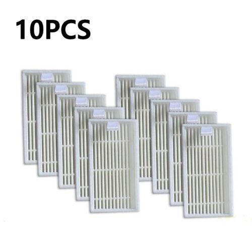 10x pro Filter Elemente für Ilife V1 V5 V5s//V3 Roboter Staubsauger Reiniger