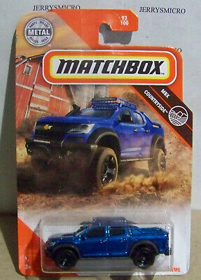 MATCHBOX MBX COUNTRYSIDE SERIES'16 CHEVY COLORADO XTREME ...