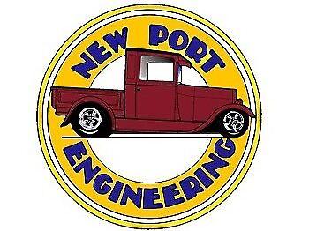 New Port NE5800BK 1958 Buick Wiper Motor