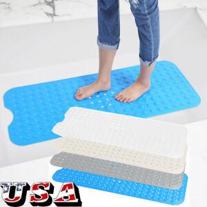 Antibacterial Cushioned Waffle Non Slip Pvc Foam Bath Tub