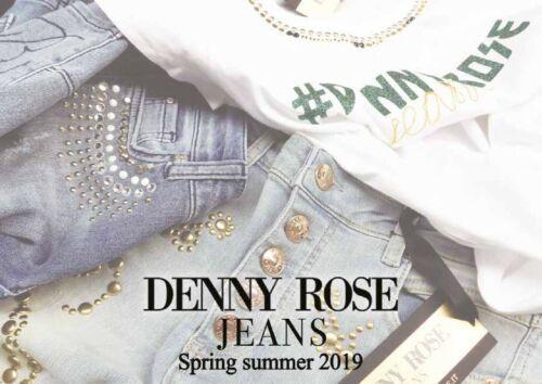 Spring Rose 911nd15006 Denny 2019 Jeans Disponibile Primavera Abito gIqzrw5q