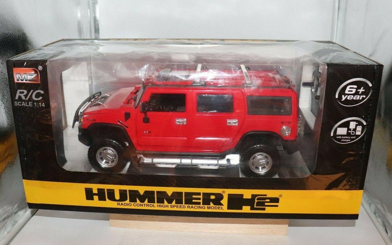 1  14 Scale Hummer HR Radio Controlled auto  per offrirti un piacevole shopping online