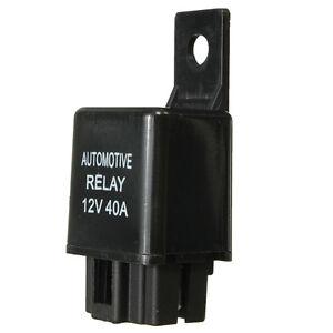 Black-Plastic-DC-12V-40A-Car-4-Pin-SPST-Automotive-Alarm-Relay-High-Quality-1-70