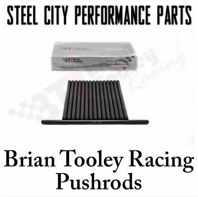 "SET OF 16 LS1//LS2//LS3 Brian Tooley Racing 7.625/"" 5//16/"" BTR PUSHRODS"
