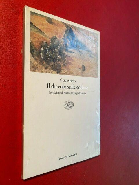 PAVESE - DIAVOLO SULLE COLLINE Einaudi Tascabili Letteratura/458 Libro SIGILLATO