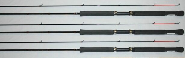 JIMMY HOUSTON  XTREME PERFORMANCE GRAPHITE CRAPPIE  POLE 10' JHPSG-102 SET OF 3  cheap and high quality