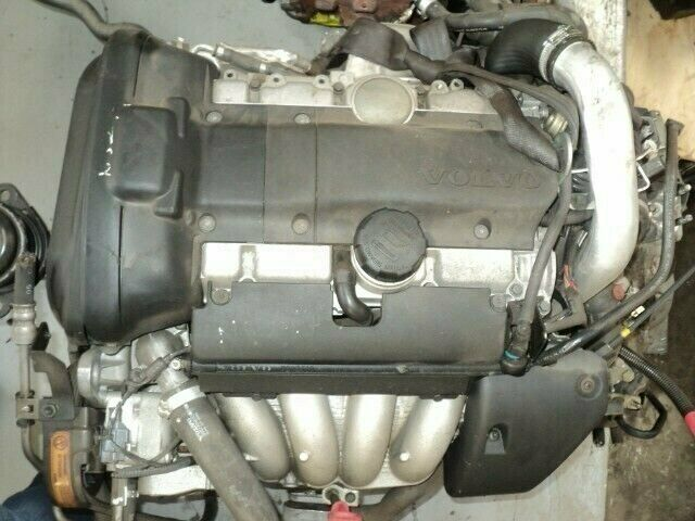 VOLVO S40  2L 4CYL TURBO ENGINE  (B4204T) FOR SALE