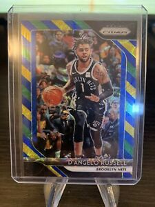 D-039-Angelo-Russell-2018-19-Panini-Prizm-Choice-Blue-Yellow-and-Green-248