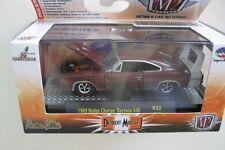 `69 Dodge Charger Daytona Brown-metalic 1969 ** M2 Machines BOX 1:64 OVP *SALE*