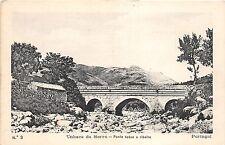 B92833 ungaes da serra ponte sobre a ribeira portugal