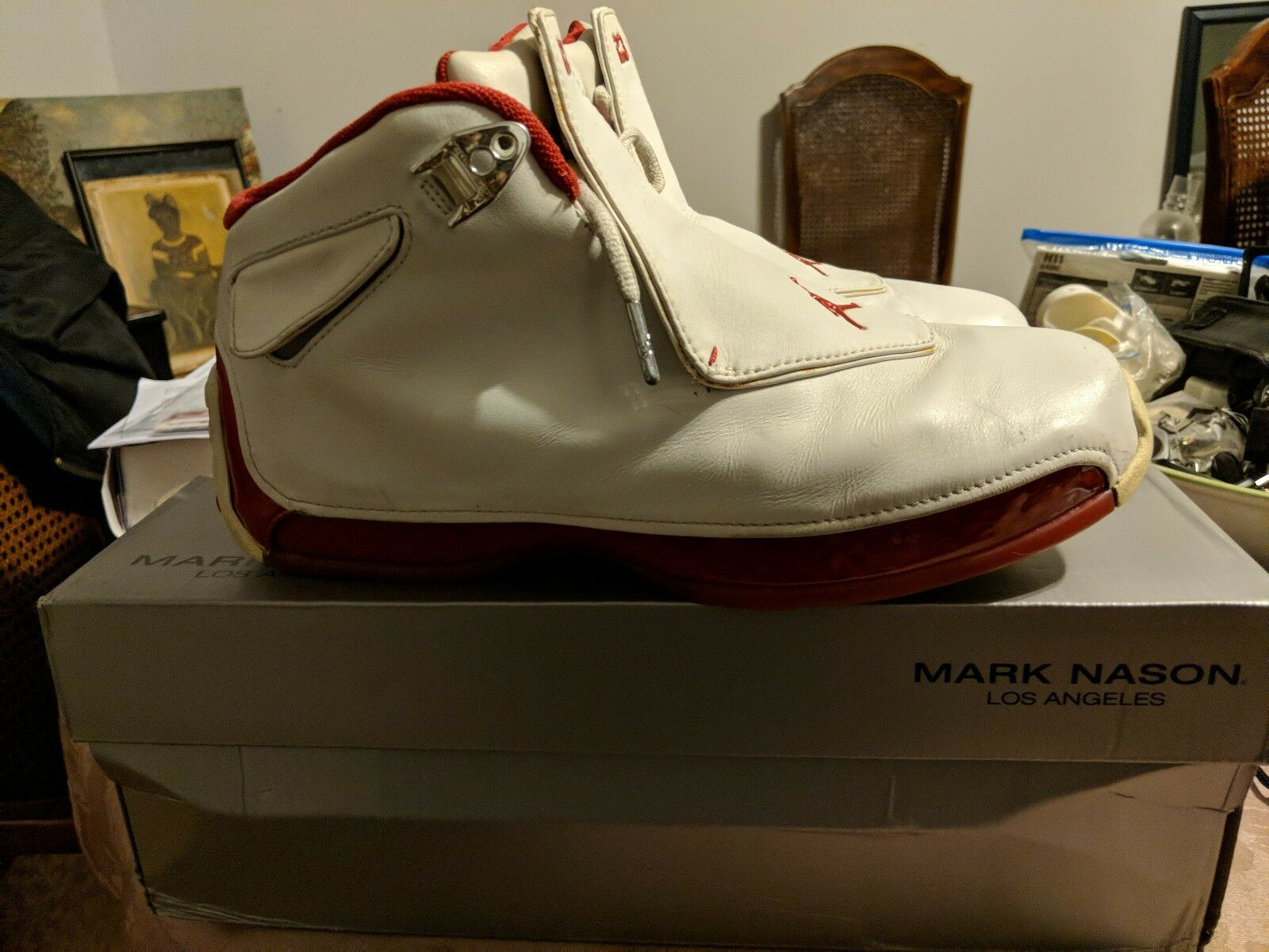 Jordan 18 Retro Air Cereza