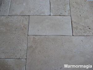 Travertin Marmor Antikmarmor Naturstein Fliese Wohnen römischer ...