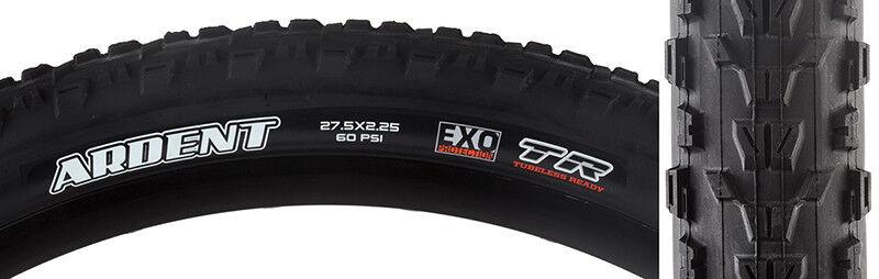 Maxxis Ardent Dc   Exo  Tr Neumático Max 27.5x2.25 Bk Plegable   60    Tr