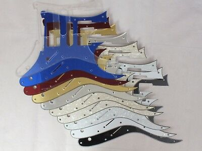 SCRATCH PLATE Pickguard for Indonesian IBANEZ RG350DX electric guitar 4 colours