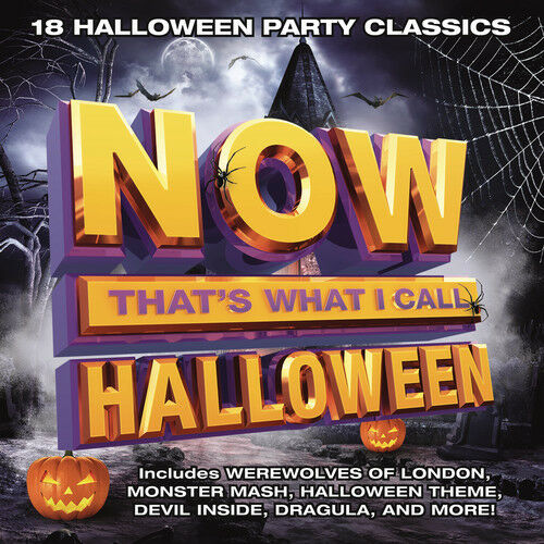 2017, Vinyl NIEUW Now That/'s What I Call Halloween 2 DISC SET Various Artist