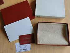S.T. Dupont Leerbox für 071029 (Lederwaren wie Brieftasche,Schlüsselmappe, etc.)