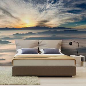 fototapete vlies sonne tapete tapeten fototapeten f r. Black Bedroom Furniture Sets. Home Design Ideas