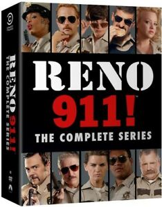 Reno-911-The-Complete-Series-New-DVD-Boxed-Set-Full-Frame-Dolby-Widescre