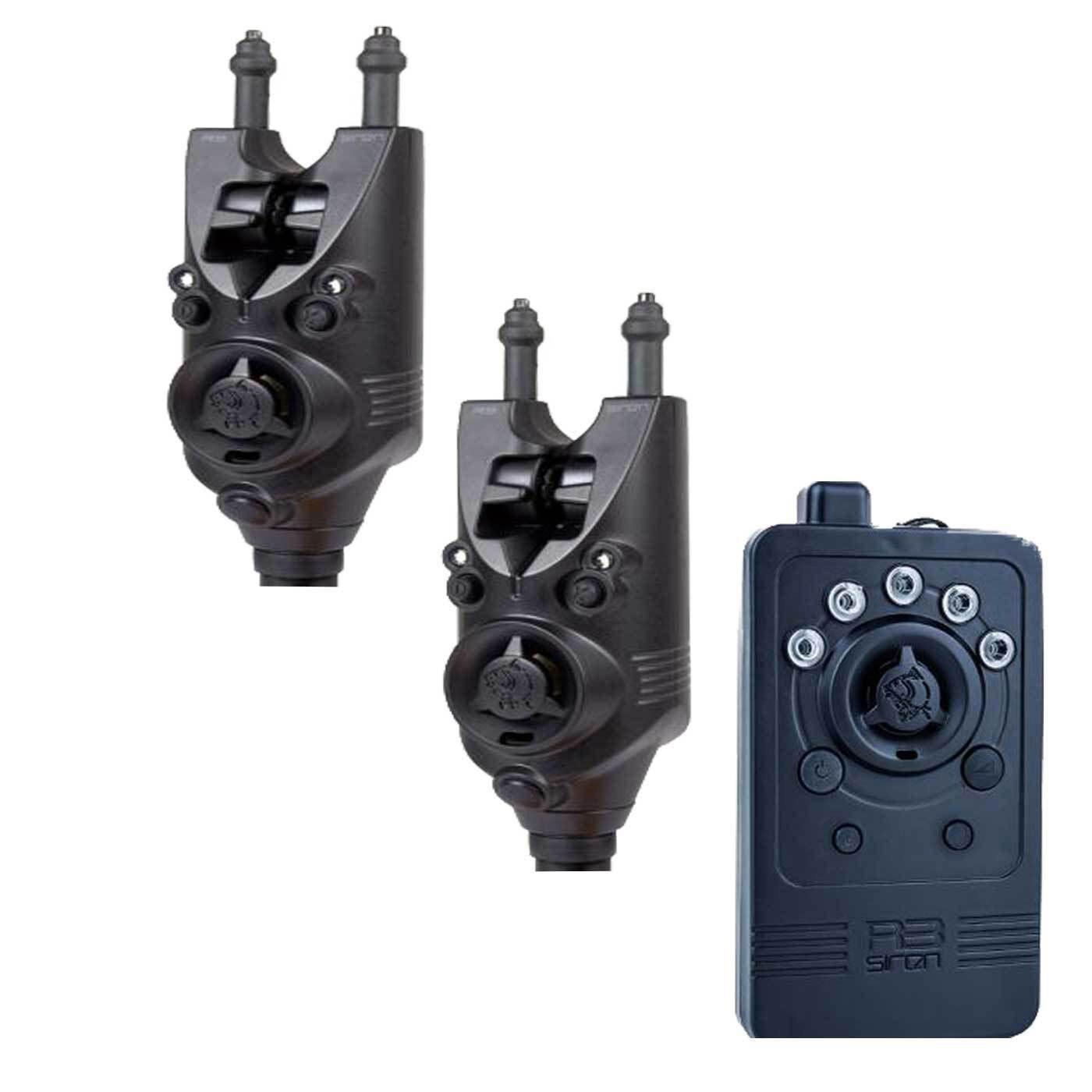 Nash Siren R3 x 2 Alarme R3 Receiver Brand New