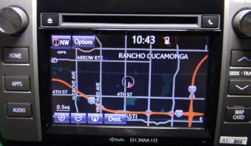 "14-19 TOYOTA JBL OR NON JBL TUNDRA NAVIGATION RADIO TOUCHSCREEN digitizer 7/"""