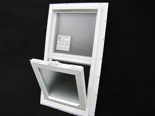 Mobile Home Window Obscured Glass 14x27 Insulated Thermopane Lower Tilt Sash